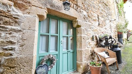 The country cottage of our dreams in this month's Living France
