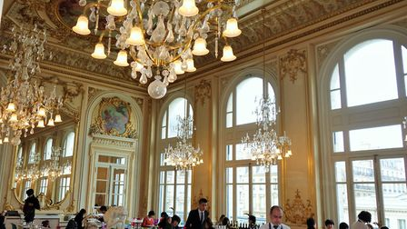 The Restaurant at the Musée d'Orsay © Jerry Marterer