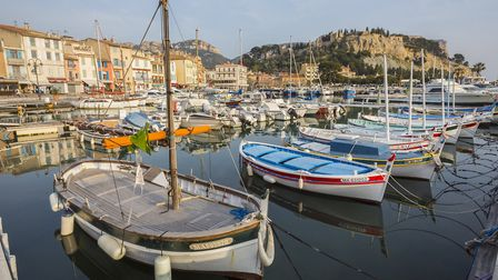 Find out what it's like to live in Bouches-du-Rhône in the November issue of Living France © Pauline
