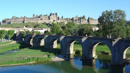 Carcassonne in Aude © OMT Carcassonne
