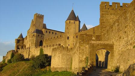 The medieval city of Carcassonne © OMT Carcassonne