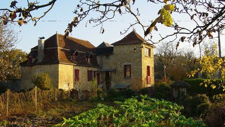 Peter's old house in Saint Michel Loubejou