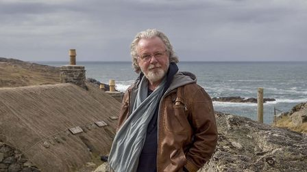 Author Peter May