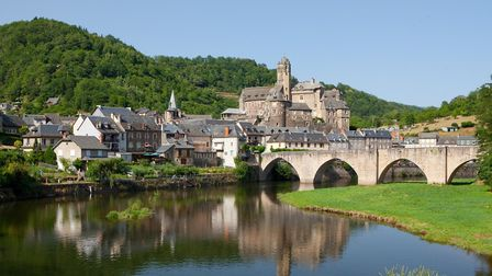 Estaing in Aveyron, in the north of Occitanie, makes a perfect holiday destination © Aveyron Tourism