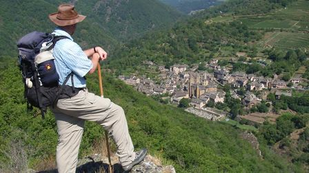 Aveyron is ever-popular with walkers