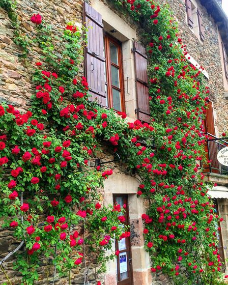 Conques is like something from a fairy tale!