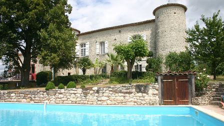 A chateau and 3 gites in Lot-et-Garonne