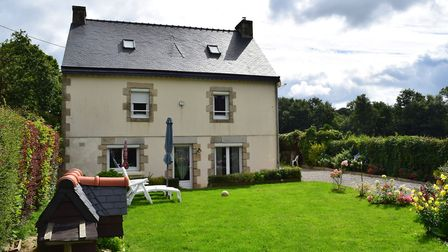 A 3-bed house in rural Morbihan