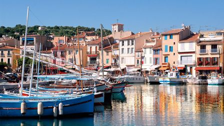 Cassis, one of the most desirable places to own a second home in France © Musat Christian / Dreamsti