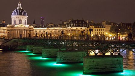Paris art festival Nuit Blanche is one of the highlights of the month