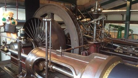 Anson Engine Museum - This museum reflects the formerly industrial history of east Cheshire, with a