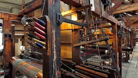 Paradise Mill - Following closure in 1981, Macclesfield's last silk mill is now a working museum wit