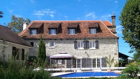 Five-bedroom house in Correze from Allez-Francais