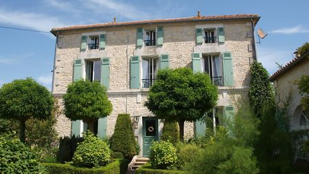 House and gite in Charente from Beaux Villages