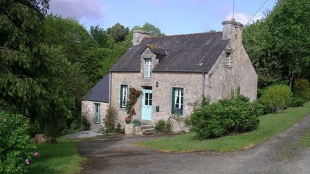 Two-bedroom cottage in Brittany from La Residence