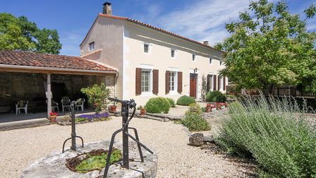 Pretty four-bedroom house in Charente from Charente Immobilier