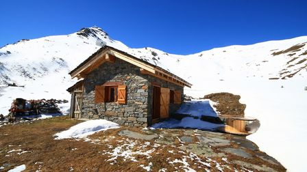 Cosy chalet in the Alps from My French House
