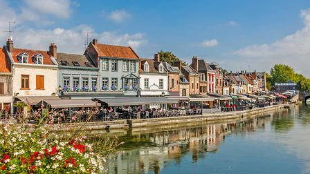 Amiens in northern France saw an increase in property prices © hanseat / Fotolia