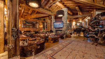 A dream Christmas in a dreamy Alpine chalet in Val d'Isère