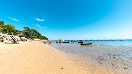 The Arcachon Bay is just one of the areas the French wish they could own a holiday home in ©Eric Cow