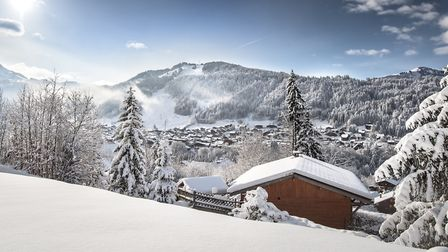 How about Morzine for your Alpine property dreams ©Jean-Baptiste Bieuville