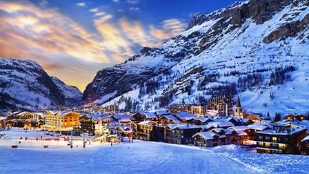 The snow-covered resort of Val d'Isère ©ventdusud-ThinkstockPhotos