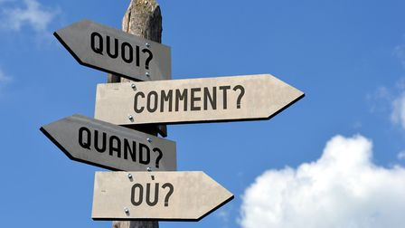Don't include vague details, be precise, particularly for the location of your French property for s