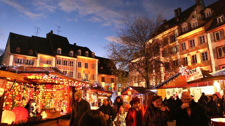 Forget crowd-ridden Colmar or Strasbourg, head to Mulhouse Christmas market ©Thomas Itty - Ville de