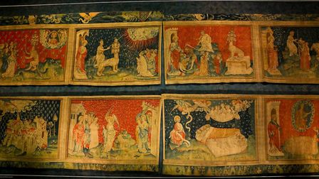 The Apocalypse tapestry is housed in the Château d'Angers ©Wanaku - flickr