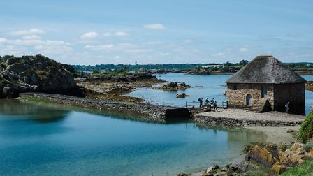 Visit the car-free Ile Bréhat for a relazing day out in Brittany ©Aurélien Masson - flickr
