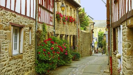 Tréguier in Côtes-d'Armor is just one of many picture-perfect places to live in Brittany (c) David H