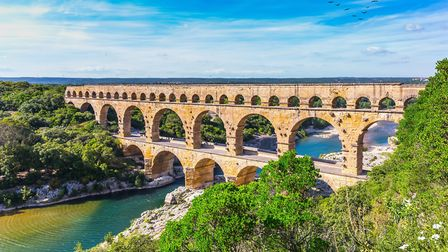 The Pont du Gard is one of the region's most iconic heritage sites ©kavram - Getty Images/iStockphot