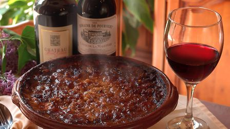 Try a traditional French cassoulet in Castelnaudary ©Paul Palau/ADT Aude