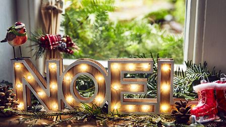 How do the French celebrate Christmas © Wyevale Garden Centres Noel Light Cameo Image
