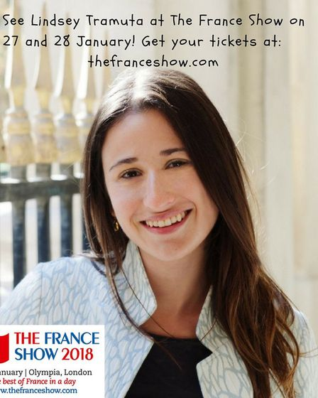 Come to The France Show to see Lindsey Tramuta read from her book, The New Paris