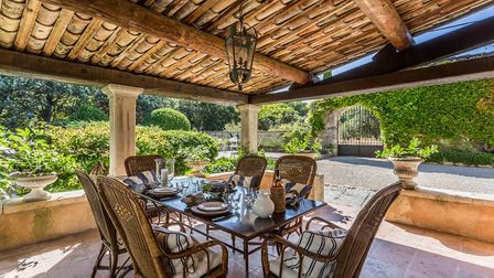 Life is sweet in this old farmhouse for sale in Provence