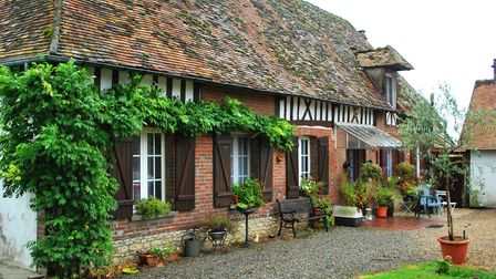 Three-bedroom farmhouse in Normandy from Sextant French Properties