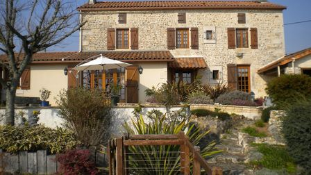 Four-bedroom house in Charente from Sovimo