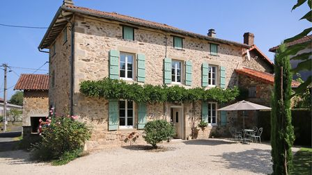Three-bedroom house in Haute-Vienne from Allez Francais