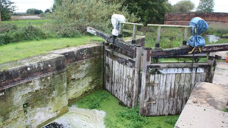 Next for completion: Walbut Lock