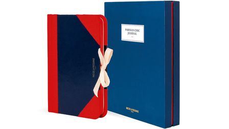 Enter our competition for your chance to win this Parisian Chic Journal