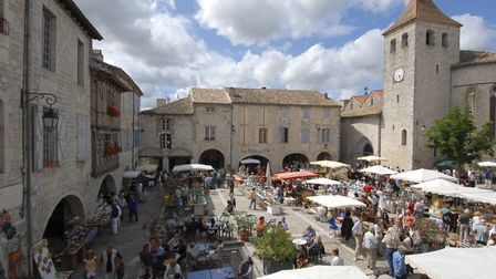 Communities thrive in the little towns and villages in Tarn-et-Garonne