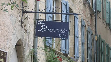 One man's junk is another's treasure at French brocantes
