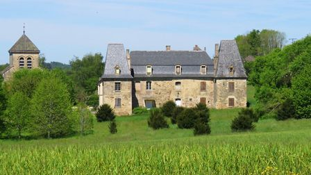 This château in Dordogne is up for sale see more in the February issue of Living France