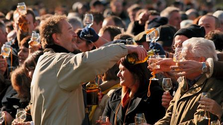 February in France give us plenty of reasons to raise a glass the Jura wine festival is one of them