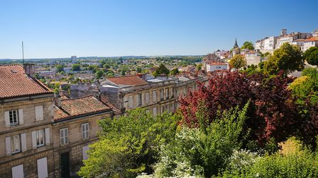 View from the ramparts in Angoulême, Charente © Jorisvo / Thinkstockphotos