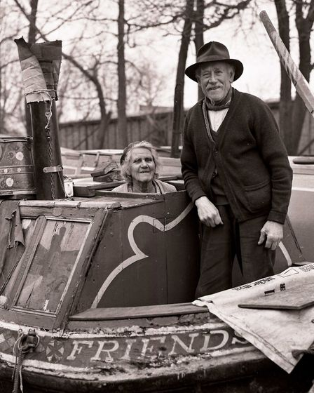 ... and Joe and Rose Skinner there in the 1970s