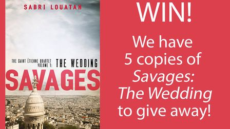 Enter our competition to win a copy of the book Savages: The Wedding