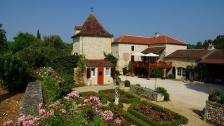 Stunning property near Cahors from Mouly Immobilier