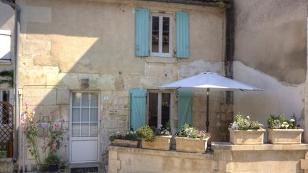 Pretty village house in Bourg-Charente from Charente Immobilier
